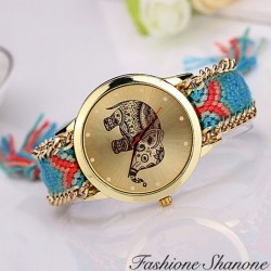 Gypsy elephant watch
