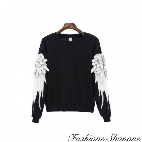 Sweat ailes d'ange