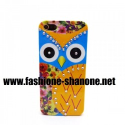 Coque IPHONE 5/5S hibou