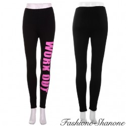 """Work out"" sportswear legging"