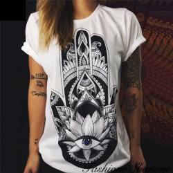 T-shirt oeil de Buddha
