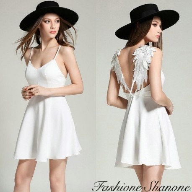 Fashione Shanone - Angel wings dress