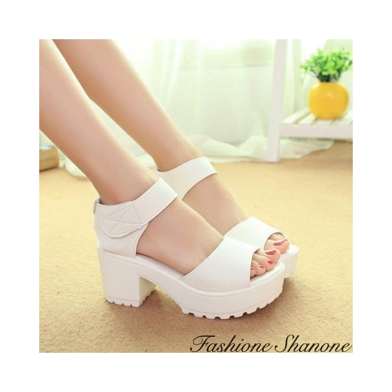 Fashione Shanone - Platform sandals