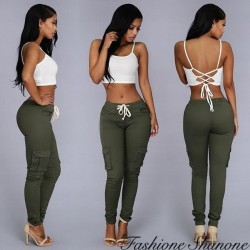 Fashione Shanone - Pantalon casual à poches