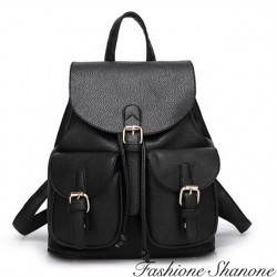Fashione Shanone - Leather backpack