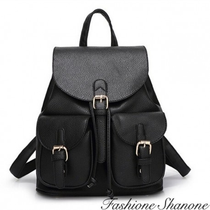 Fashione Shanone - Leather backpack