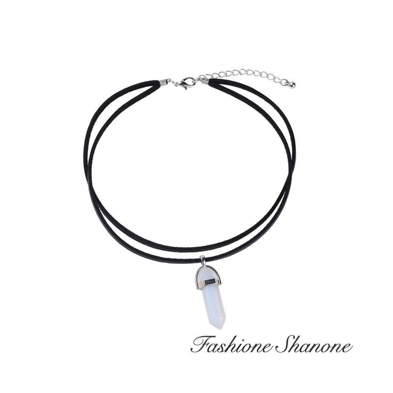 Fashione Shanone - Opal choker