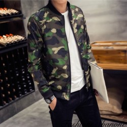 Fashione Shanone - Military bomber jacket