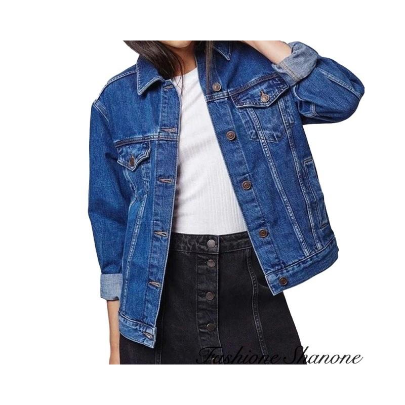 Fashione Shanone - Basic denim jacket