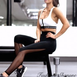 Fashione Shanone - Pantalon de sport semi-transparent