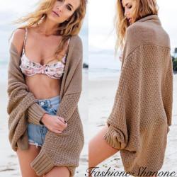 Fashione Shanone - Gilet loose beige