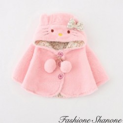 Fashione Shanone - Cape en fourrure Hello Kitty