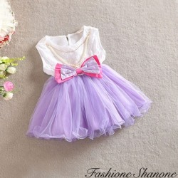 Fashione Shanone -Tutu dress with bow