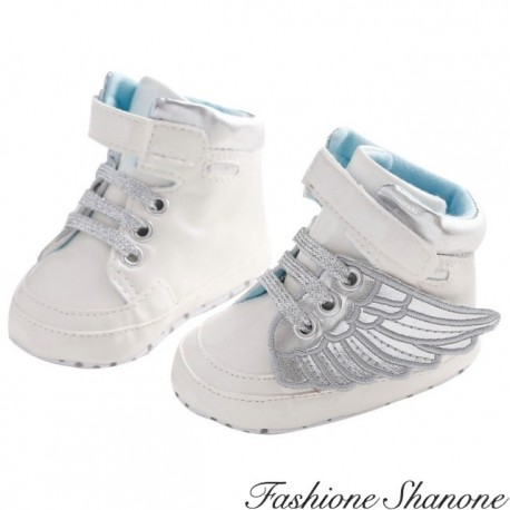 Fashione Shanone - Angel wings sneakers