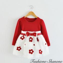 Fashione Shanone - Robe tutu à fleurs
