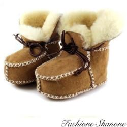 Fashione Shanone - Bottes fourrées avec lacet