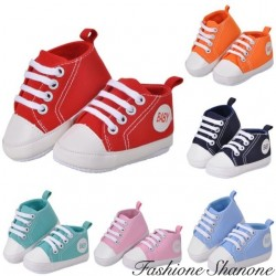 Fashione Shanone - Lace-up tennis