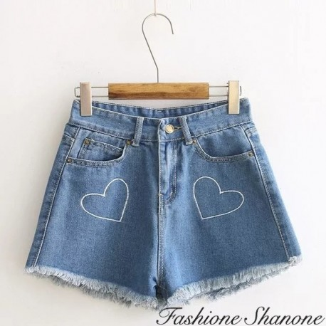 Fashione Shanone - Small heart shorts