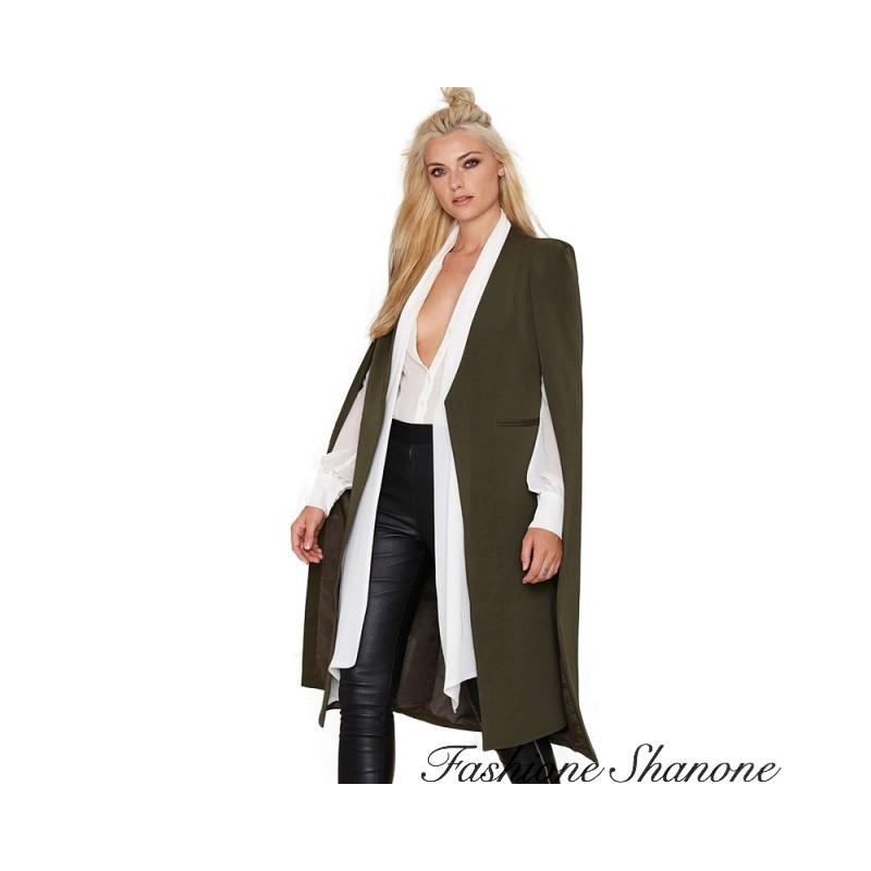 Fashione Shanone - Poncho coat