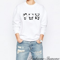 Fashione Shanone - Sweat panda