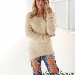 Fashione Shanone - Pull beige