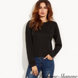 Fashione Shanone - Sweat noeud au dos