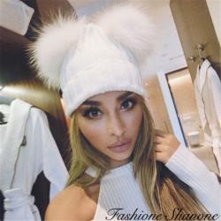 Fashione Shanone - Bonnet 2 pompons