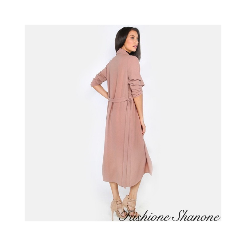 75d75c8932ab Trench Fluide. Gallery Of Charme Femme Vtements Suncoo Trench Fluide ...