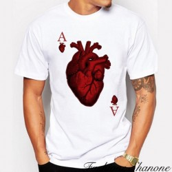 Fashione Shanone - T-shirt As de coeur