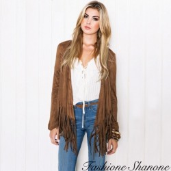 Fashione Shanone - Indian jacket with fringe