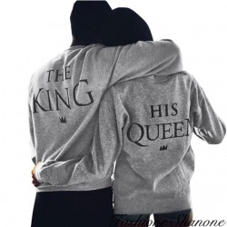 Fashione Shanone - Sweatshirt HIS QUEEN
