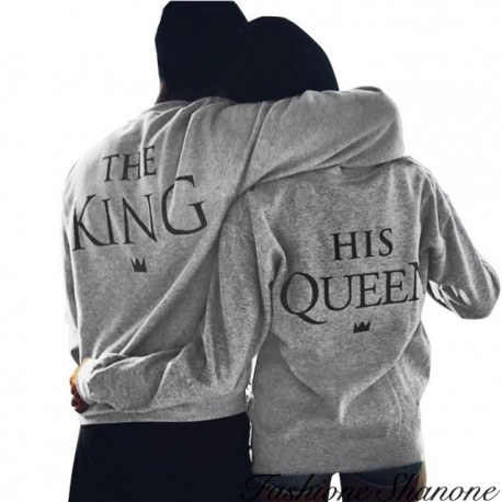 Fashione Shanone - HIS QUEEN Sweatshirt