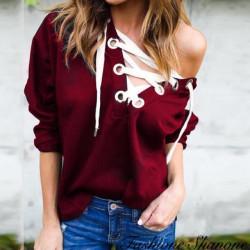 Fashione Shanone - Sweatshirt à lacet
