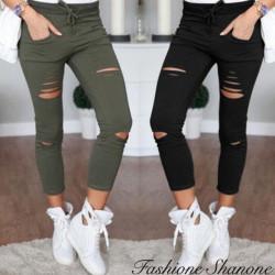 Fashione Shanone - Pantalon de jogging troué
