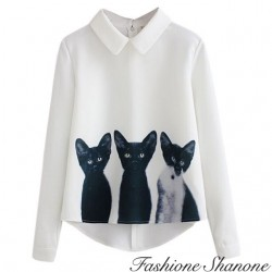 Fashione Shanone - Blouse chatons