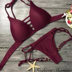 Fashione Shanone - Bikini brésilien décolleté