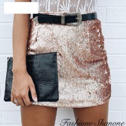 Fashione Shanone - Jupe en sequin
