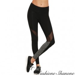 Fashione Shanone - Sport pants with transparent stripe