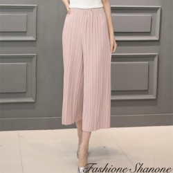 Fashione Shanone - Pleated short pants