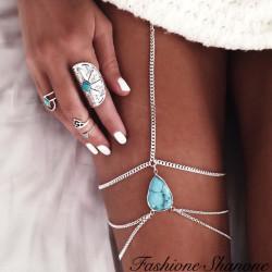 Fashione Shanone - Jarretière boho