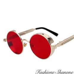 Fashione Shanone - Lunettes de soleil rondes