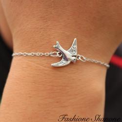 Fashione Shanone - Bracelet oiseau