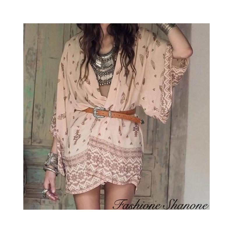 Fashione Shanone - Kimono boho