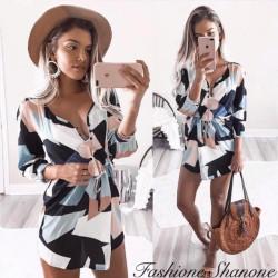 Fashione Shanone - Robe fluide cintrée
