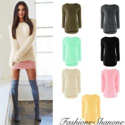 Fashione Shanone - Cashmere style sweater