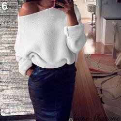 Fashione Shanone - Shoulder off sweater