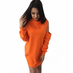 Fashione Shanone - Robe sweat avec épaules ouvertes