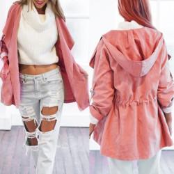 Fashione Shanone - Pink trench