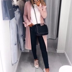 Fashione Shanone - Veste longue sans manche