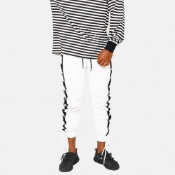 Fashione Shanone - Lace-up jogging pants